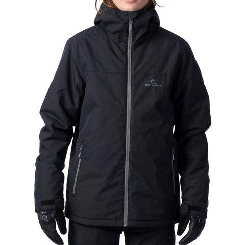 RIP CURL ENIGMA SNOW JACKET BLACK