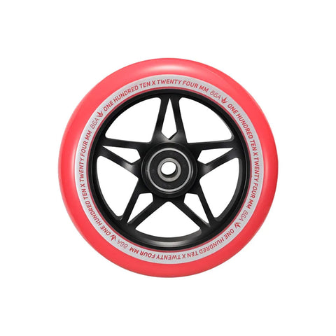 ENVY 110MM S3 WHEEL - BLACK/RED