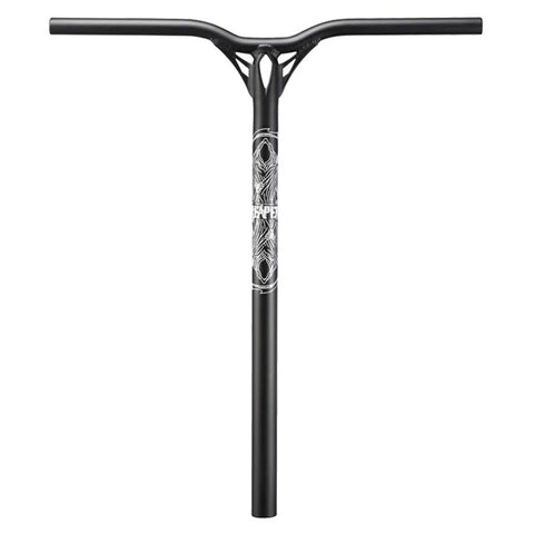 ENVY REAPER V3 SCOOTER BAR 675MM - MATTE BLACK