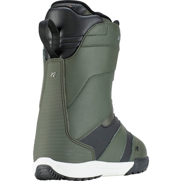 K2 RAIDER 2019 BOOT GREEN