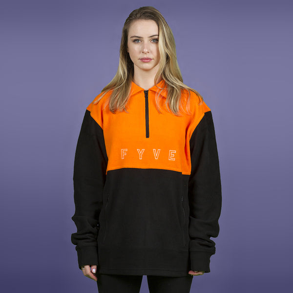 FYVE POLY FLEECE SAFETY