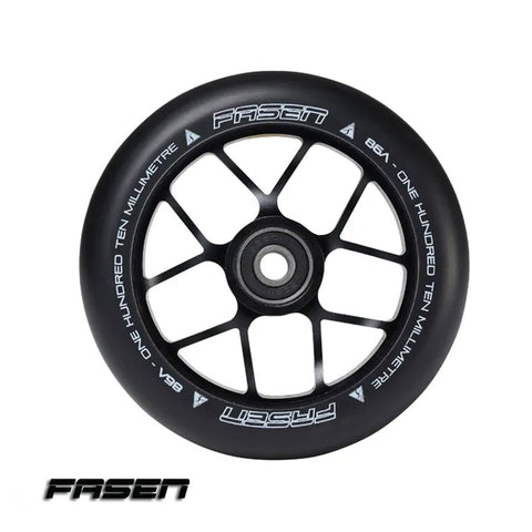 FASEN 110MM JET WHEEL - BLACK