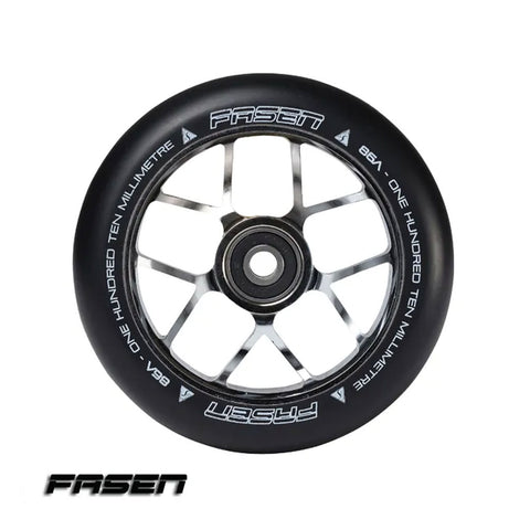 FASEN 110MM JET WHEEL - CHROME