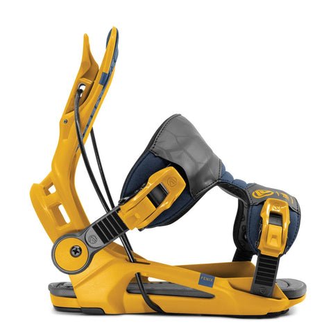 FLOW FENIX 2020 BINDINGS MUSTARD