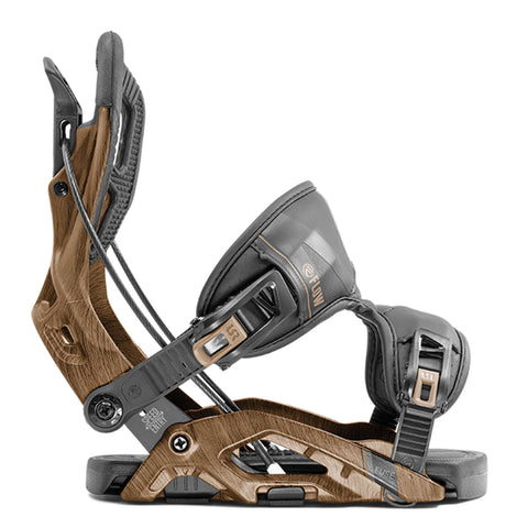 FLOW FUSE 2020 BINDINGS BROWN