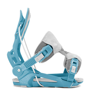 FLOW MAYON 2020 BINDINGS AQUA GREEN