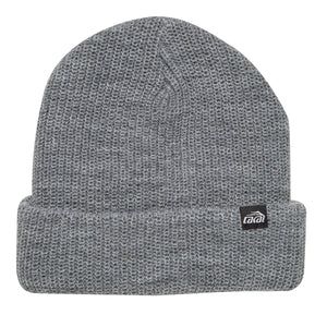 LAKAI WATCH BEANIE - GREY HEATHER