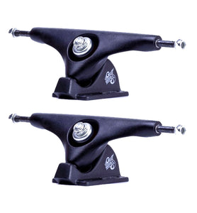 GULLWING CHARGER TRUCKS BLACK - 10inch