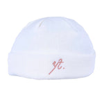 YUKI THREADS HAMILTON BEANIE WHITE