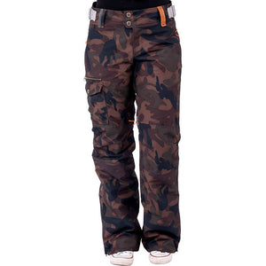 HOLDEN - HAZE - WOMENS PANTS - CAMO