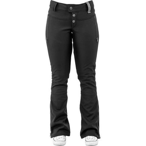 HOLDEN - LAUREN SOFTSHELL - WOMENS PANTS - BLACK