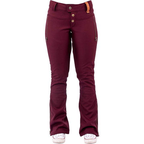 HOLDEN - LAUREN SOFTSHELL - WOMENS PANTS - PORT ROYALE