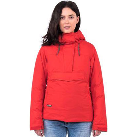 HOLDEN - SONYA - WOMENS JACKET - POPPY