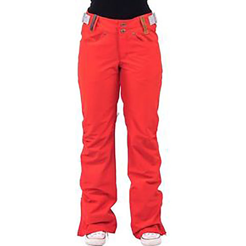 HOLDEN - WOMENS STANDARD PANT - POPPY
