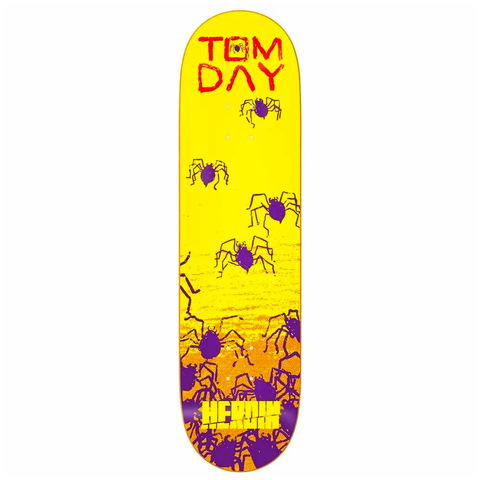 HEROIN TOM DAY DECK GIALLO - 8.5