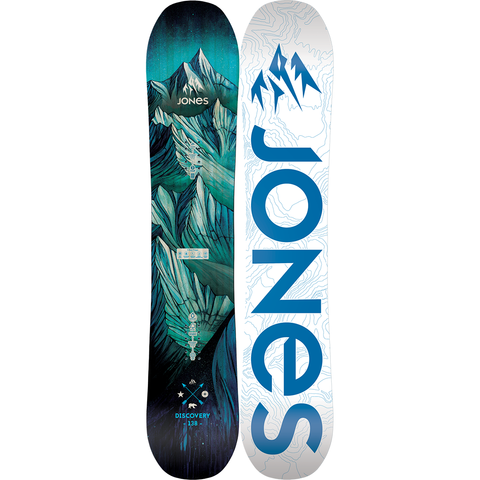 JONES DISCOVERY 2020 YOUTH SNOWBOARD