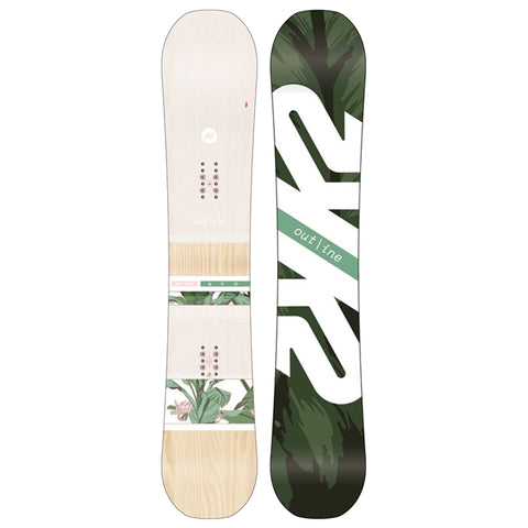K2 OUTLINE 2019 WOMENS SNOWBOARD