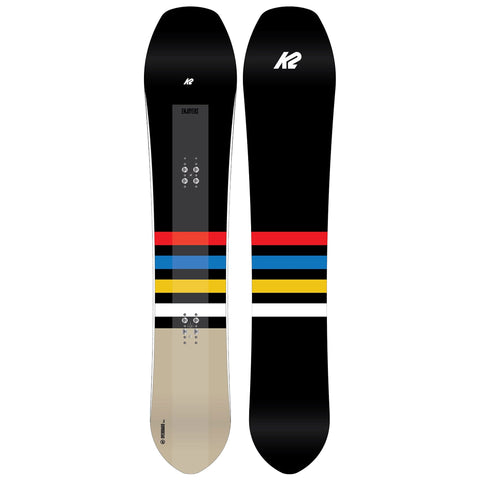 K2 OVERBOARD 2020 SNOWBOARD