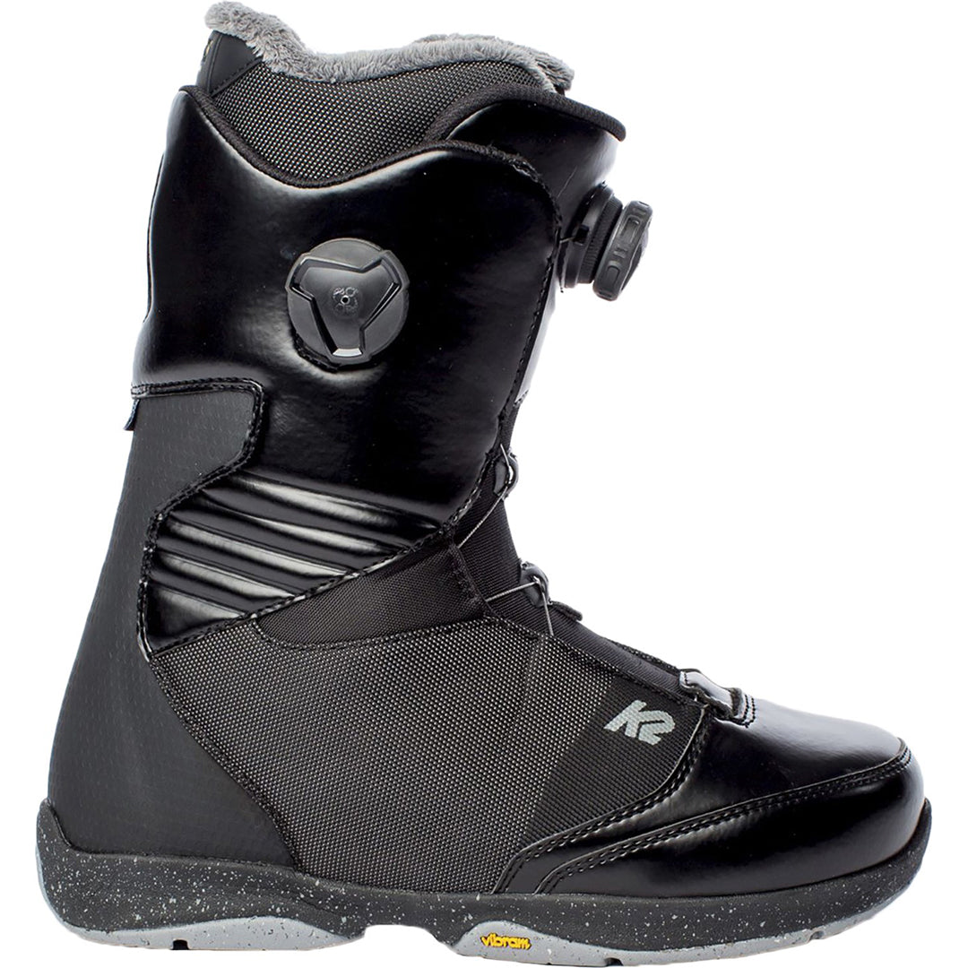 K2 RENIN 2018 BOOT BLACK