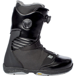 K2 - RENIN 2018 - MENS SNOWBOARD BOOT - BLACK