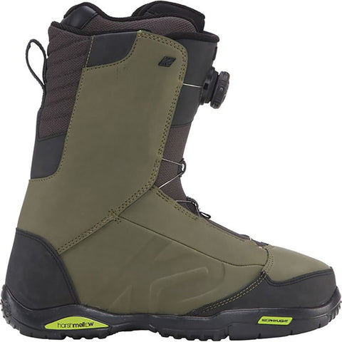 K2 RYKER 2018 BOOT OLIVE