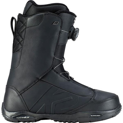 K2 RYKER 2018 BOOT BLACK