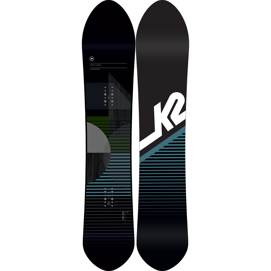 K2 EIGHTY SEVEN 2020 SNOWBOARD