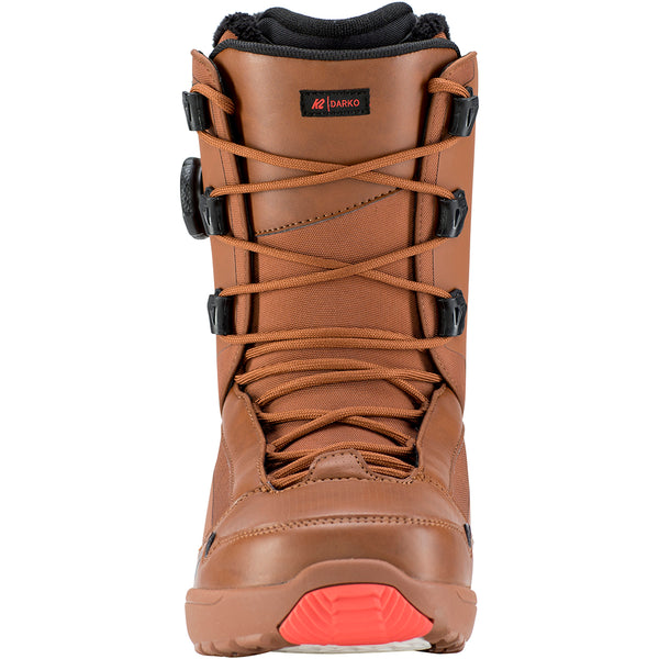 K2 - DARKO 2019 - MENS SNOWBOARD BOOT - BROWN