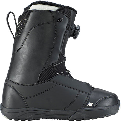 K2 - HAVEN BOA 2019 - WOMENS SNOWBOARD BOOT - BLACK