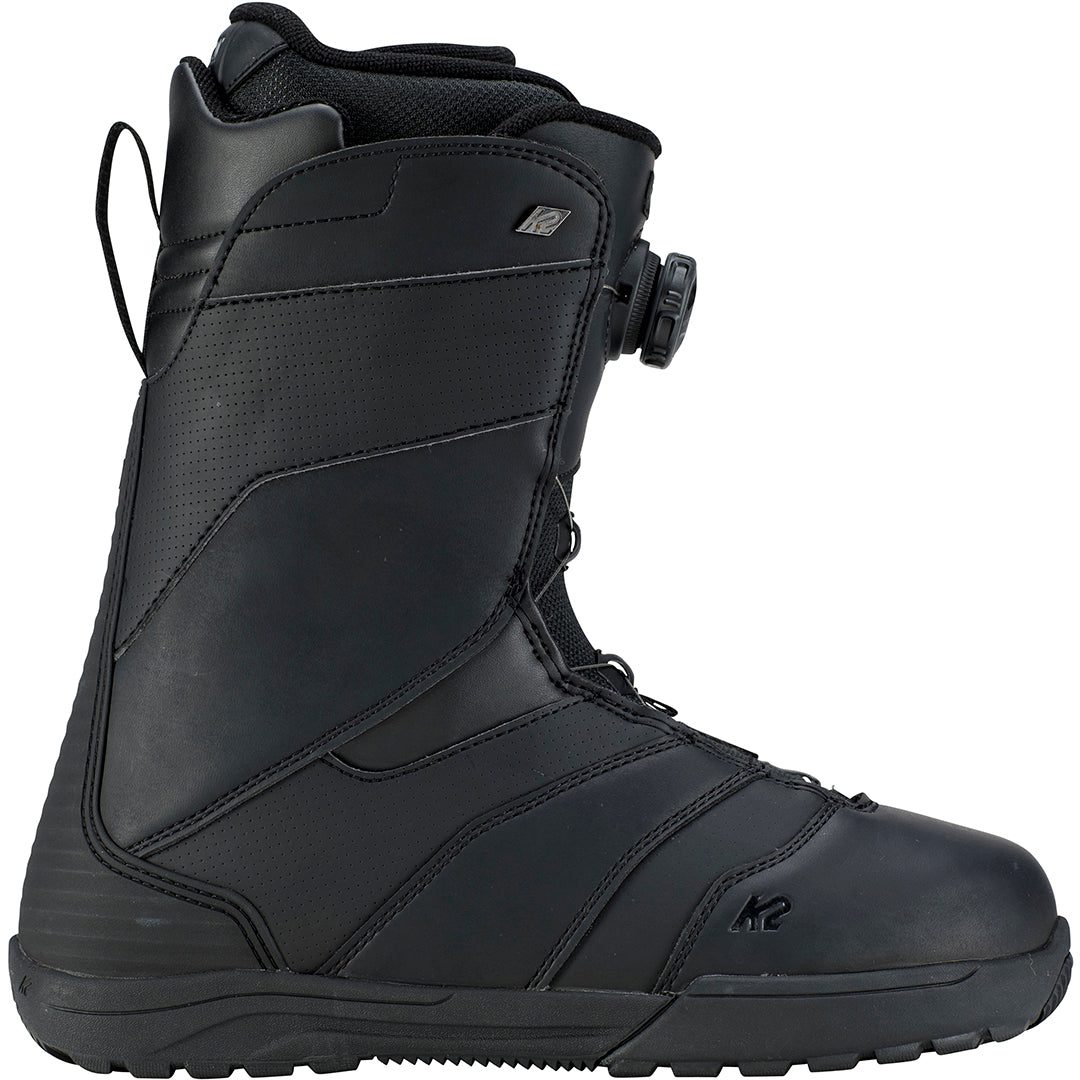 K2 RAIDER 2019 BOOT BLACK