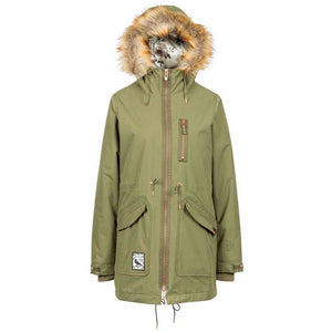 L1 FAIRBANKS WOMENS JACKET MILITARY