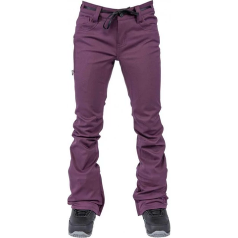 L1 - HEARTBREAKER - WOMENS SNOWBOARD PANTS - PLUM