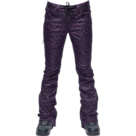 L1 - HEARTBREAKER BASIC - WOMENS PANTS - CHEETAH