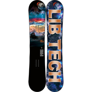LIB TECH BOX SCRATCHER 2020 SNOWBOARD