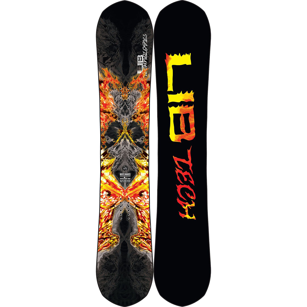 LIB TECH HOT KNIFE 2020 SNOWBOARD