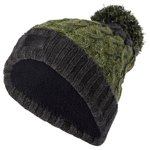 RIP CURL - POMPOM BEANIE 2020 - LODEN GREEN