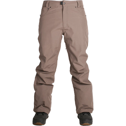 RIDE - MADRONA 2019 - MENS SNOWBOARD PANTS - TAUPE