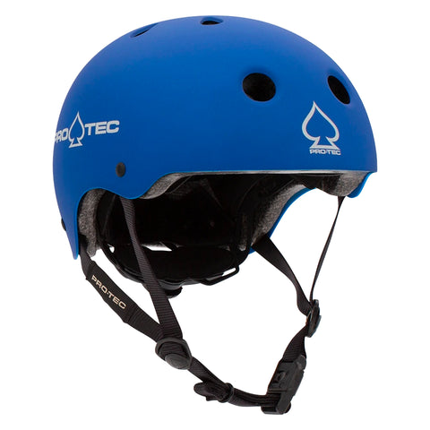 PRO-TEC CLASSIC CERTIFIED JUNIOR HELMET METALLIC BLUE
