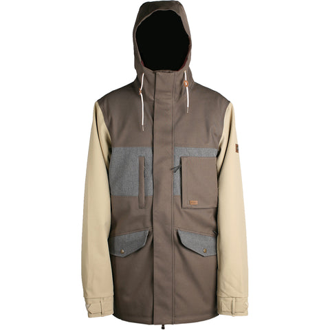 RIDE - MONTLAKE - MENS JACKET - TAUPE/KHAKI