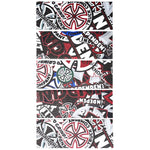 MOB X INDEPENDENT COLLAGE GRIP STRIPS 5PK