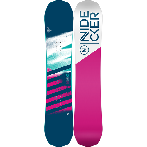 NIDECKER - MICRON FLAKE 2020 - YOUTH SNOWBOARD