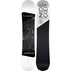 NIDECKER - MICRON SENSOR 2020 - YOUTH SNOWBOARD