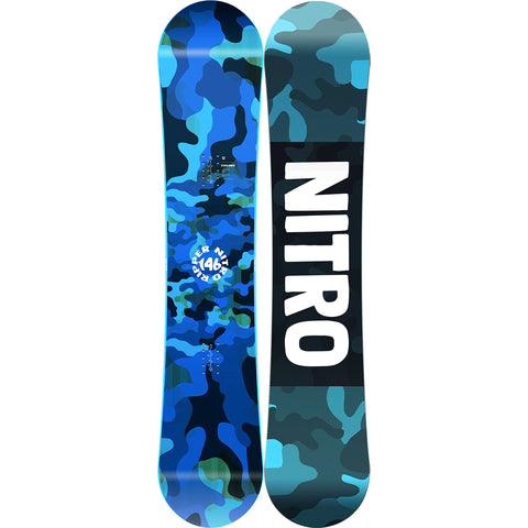 NITRO - RIPPER YOUTH - YOUTH SNOWBOARD - 2020