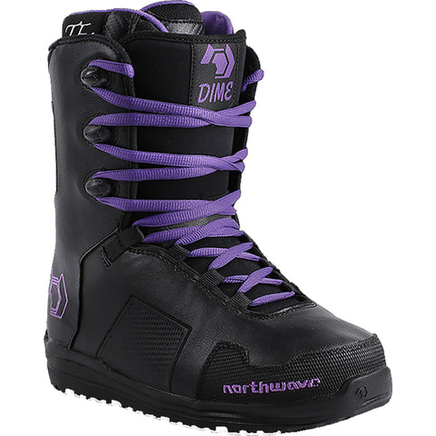 NORTHWAVE DIME  WOMENS BOOTS BLACK