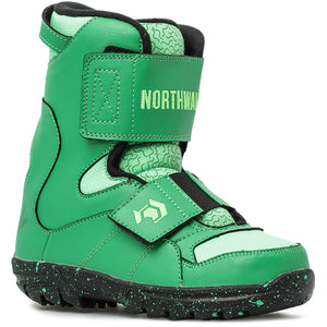 NORTHWAVE - LF - YOUTH BOOT - GREEN