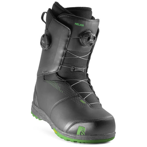 NIDECKER HELIOS FOCUS BOA 2020 BOOT BLACK