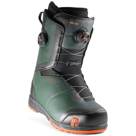 NIDECKER HELIOS FOCUS BOA 2020 BOOT FOREST
