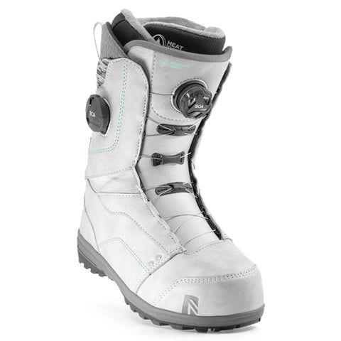 NIDECKER TRINITY 2020 WOMENS BOOT PLATINUM GREY