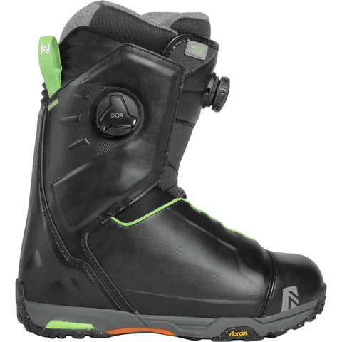 NIDECKER HYLITE HELL-LOCK 2019 BOOT BLACK