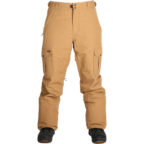 RIDE - PHINNEY SHELL 2019 - MENS SNOWBOARD PANTS - CAMEL